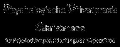 Psychologische Privatpraxis Christmann